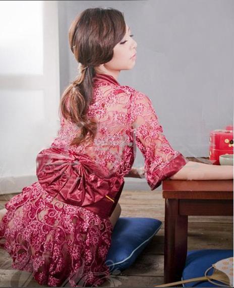 (SL 05) New Japan Style Women Sexy Lingerie Nightwear