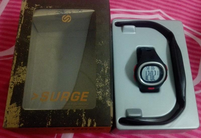 SOLEUS  SURGE HEART BEAT MONITOR (CLEARANCE SALES)