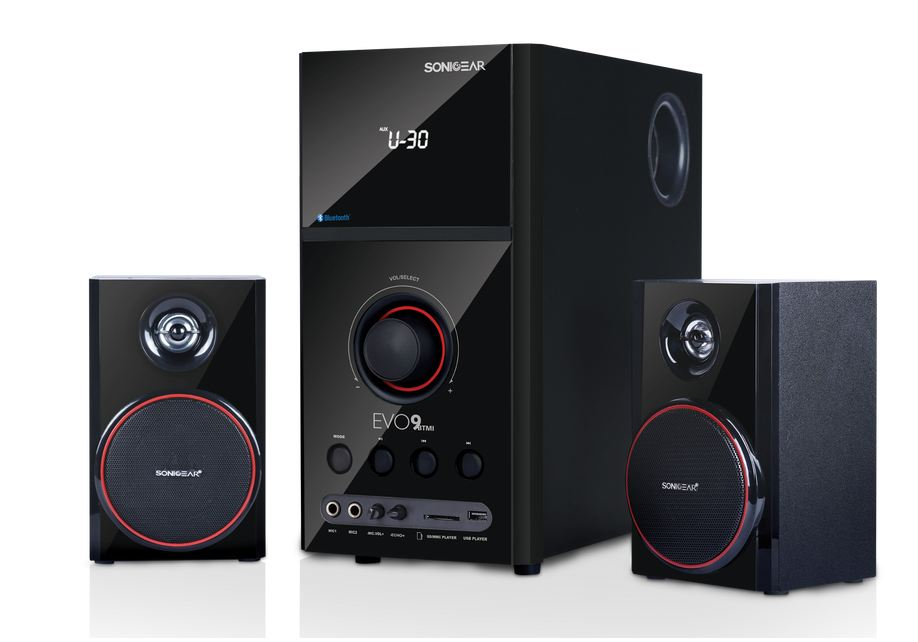 sonic gear speaker 2 1 evo 9 btmi end 12 21 2016 2 39 am. Black Bedroom Furniture Sets. Home Design Ideas