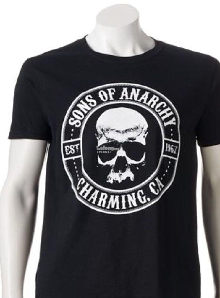 sons of anarchy charming ca t shirt end 2 7 2017 11 15 am