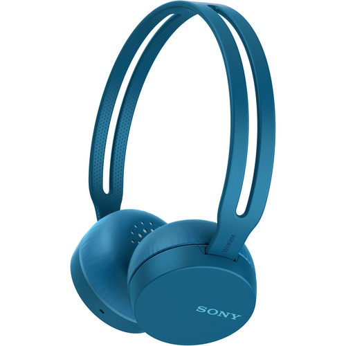 SONY WH-CH400 BLUETOOTH WIRELESS ON-EAR HEADPHONES HEADSETS AUDIO MUSI