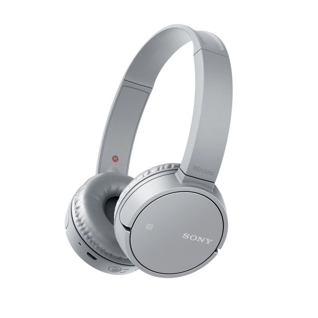 Sony WH-CH500 Wireless Bluetooth On-Ear Headphones Casual Music Sound