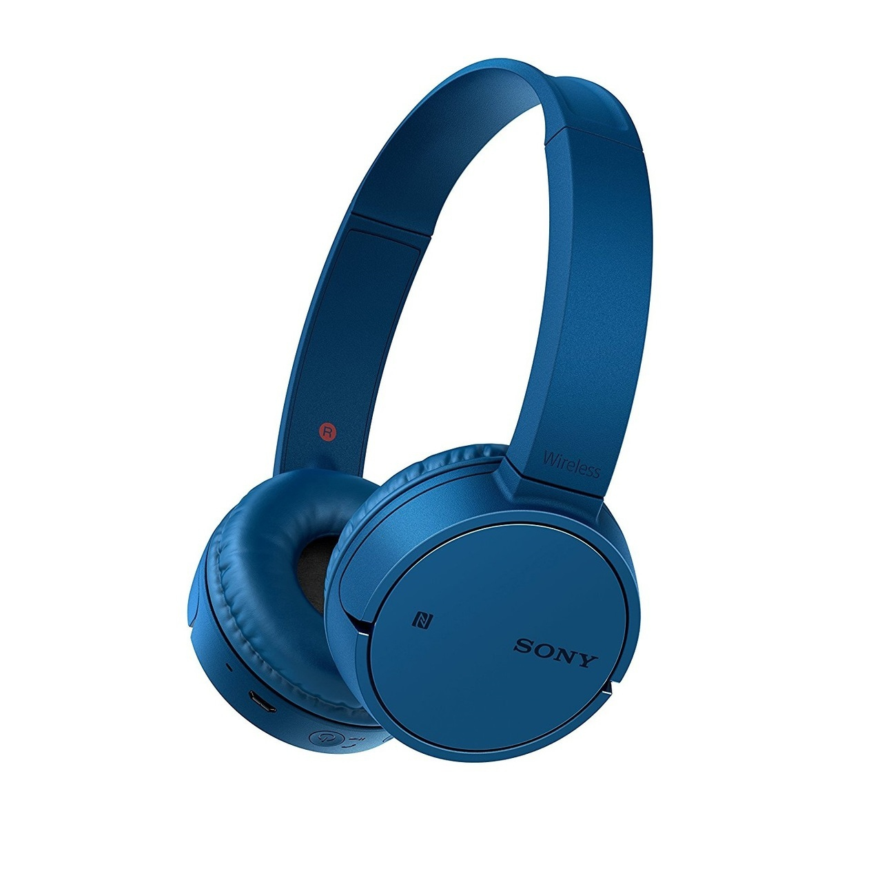 Sony WH-CH500 Wireless Bluetooth On-Ear Headphones Headsets Casual Mus