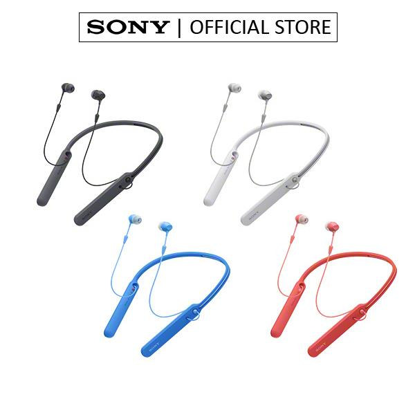 SONY WI-C400 WIRELESS BEHIND-NECK IN EAR HEADPHONE