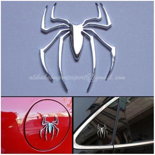 Spider 3d Metal Emblem Badge Car Moto End 5 7 2017 3 03 Pm