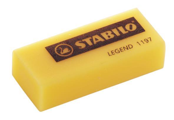 STABILO 1197 LEGEND ERASER (S), BOX OF 30's