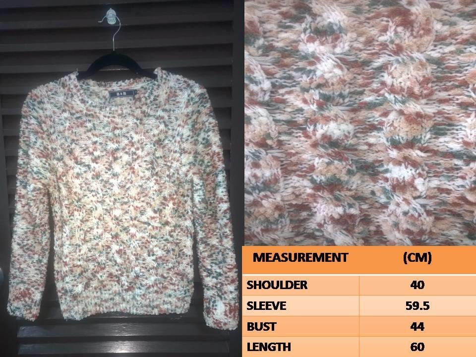 Sweater Tops Blouse Korean Style Mu End 1 18 2017 12 27 Pm