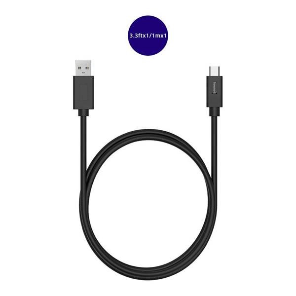 Tronsmart CC04 USB 2.0 to USB Type-C Sync & Charge Cable (1meter)