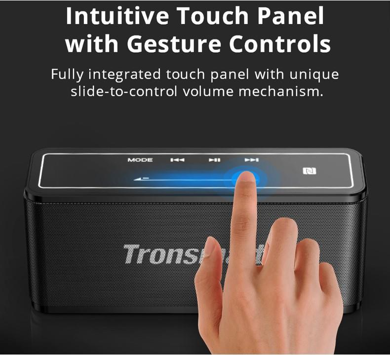 Tronsmart Element Mega Full Touch Panel Bluetooth Speaker