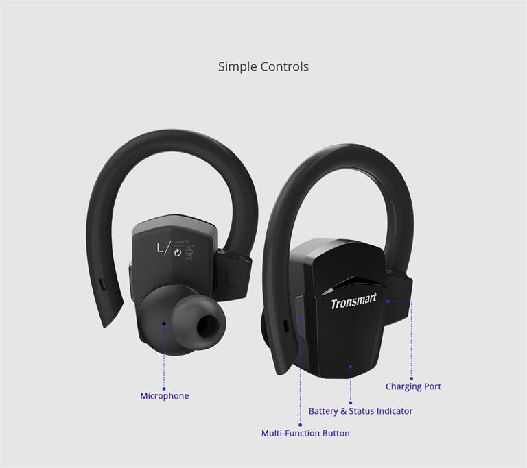 Tronsmart Encore S5 Wireless Headphone