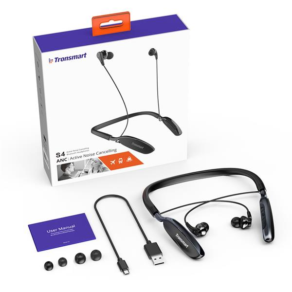 Tronsmart S4 Active Noise Cancelling Headphones