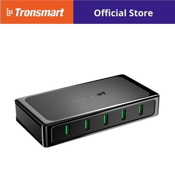 Tronsmart U5TF Titan Plus 5 Port Desktop Charger