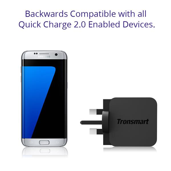 Tronsmart WC1T Quick Charge 3.0 18W 1 port USB Wall Charger