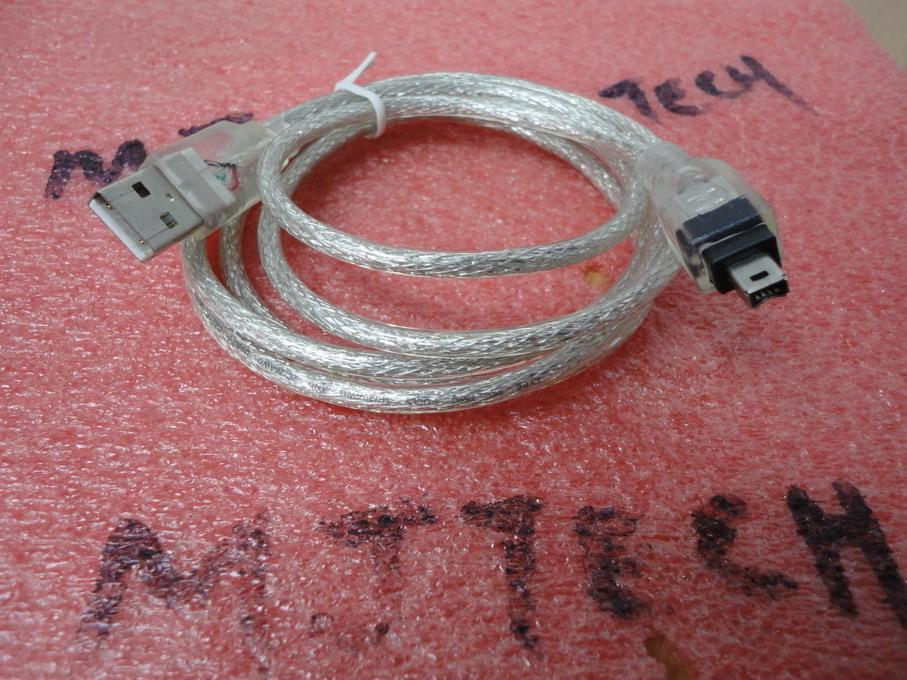 USB To Firewire iEEE 1394 4 Pin iLink (end 7/5/2018 7:28 PM)