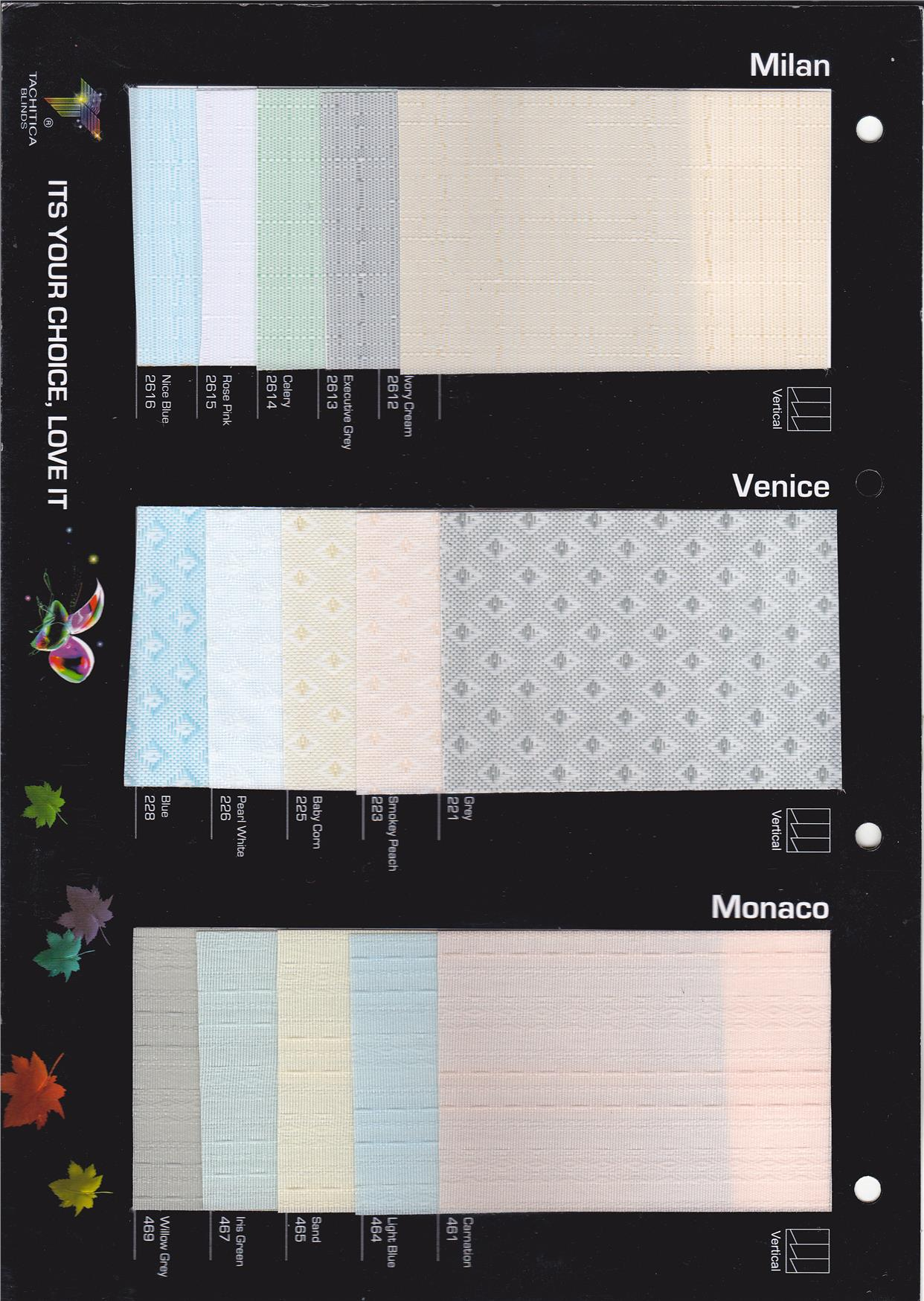 Vertical blinds supply and installati end pm