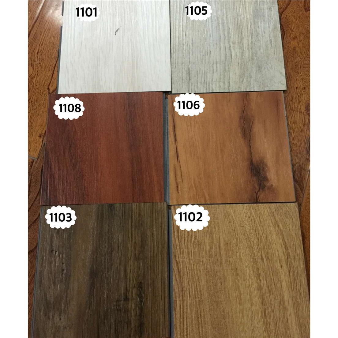 Wooden floor tile adhesive