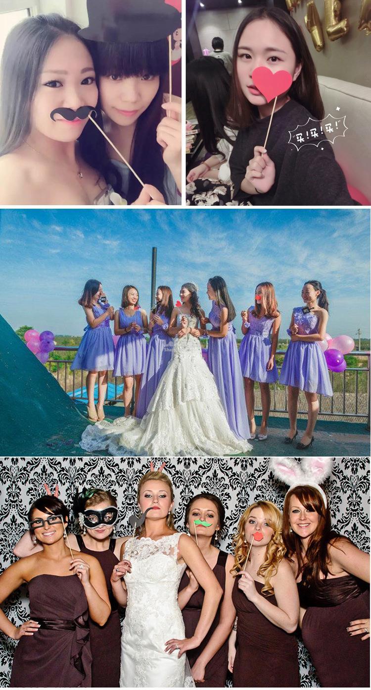 Apple joy wedding