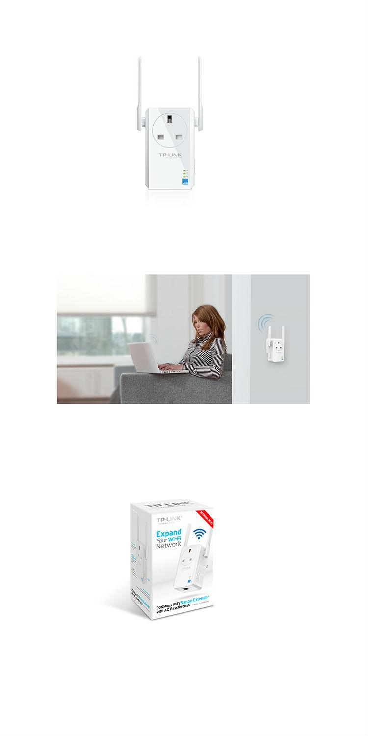 Tp Link Wi Fi Range Extender W 3 P End 11 23 2019 136 Pm Tl Wa860re 300mbps Wifi With Ac Passthrough Pin