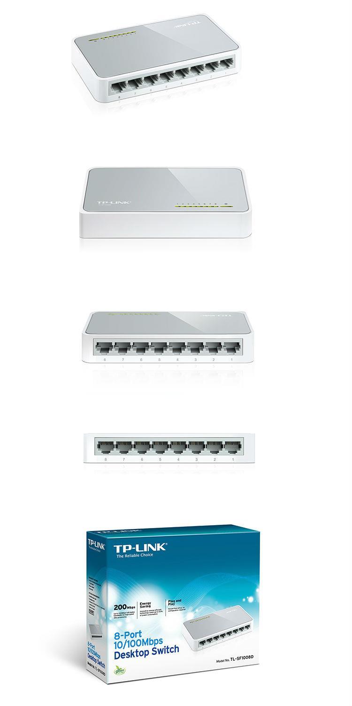 Tp Link Tl Sf1008d 5 Port 10 100m End 11 23 2019 136 Pm Switch Hub 8 Ethernet D 100mbps Desktop