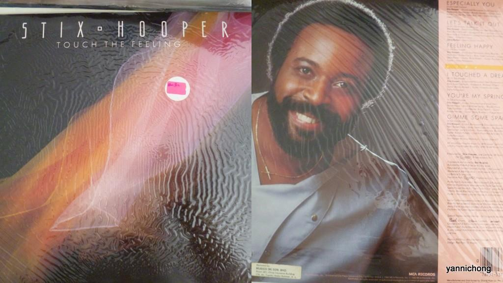 Stix Hooper Vinyl Record 1982 Kuala Lumpur End Time 3 26