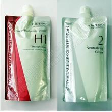 400g Shiseido Rebonding Crystallizing Straight System H1 + H2