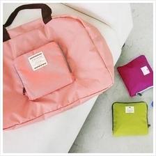 folding storage bag shopping bag shoulder bag * 3 Color Choose