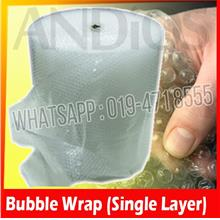 Bubble Wrap Roll 1m*100m Packaging Plastic packing Parcel Post Poslaju
