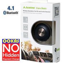AVANTREE Wireless Bluetooth 4.1 Music Handsfree Car Kit Cara Basic