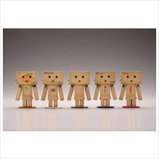 Revoltech Danboard Mini Company Collaboration Project
