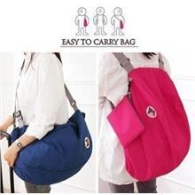TV014 Gym bag Foldable 3-way Easy to carry bag Travel bag Backpack