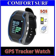 GPS Watch Wrist Tracker Real Time Tracking with SOS + 2 Way Calling!