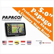 R6300T 5.0'' GPS Navigator(Malaysia,Singapore,Thailand,Indonesia,Brunei