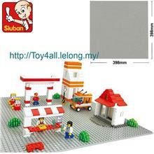 SLUBAN Base Plate (Big) 50x50 studs LEGO Compatible Brick