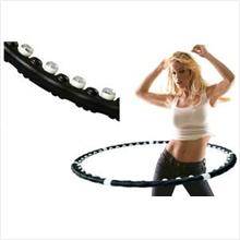 Acu-Hoop Pro Massaging Hoop Exerciser with Magnets