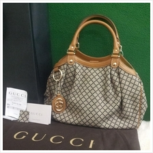 Authentic Gucci Sukey Tote 211944 @leluxebags