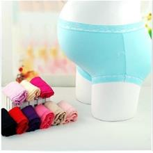Lace Design Elastic Pregnaut Panties