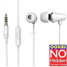 Mcdodo MHP-0541 Noise Reduction MX100 In Ear Earphone Headset