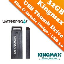 Kingmax UI-06 Metalic USB 3.0 (32GB) Flash Drive - Water & Dustproof