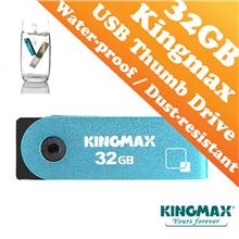 Kingmax PD-71 Metal Housing USB Drive(32GB) - Waterproof and Dustproof