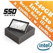 Intel 520 Series 240GB 2.5' Solid State Drive (SSD) - SSDSC2CW240A3K5