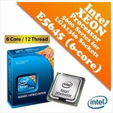 Intel Xeon Processor E5645 (2.40GHz,12MB Cache,6C/12T,LGA1366)