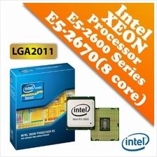 Intel Xeon Processor E5-2670 (2.60GHz,20MB Cache,8C/16T,LGA2011)