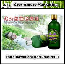 Aromatic world pure botanical perfume refill
