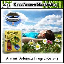 3 Bottles AHMAGNI Amini Natural Car Perfume Aromatherapy Essential Oil