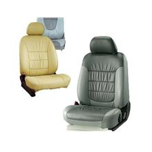 Leather PVC Custom-made Cushion Seat Cover - Saloon Car