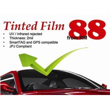Window Tinted Film (Promo + Install)