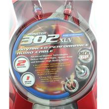 Monster 202XLN Car Audio Cable