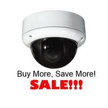 PNI - Vandalproof Dome Camera 700TVL PixelPlus 960H