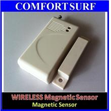 Wireless Magnetic Door / Window Alarm Sensor for Wireless Alarm System