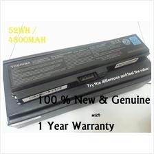 ORI Original Toshiba Satellite L670 L670D L675 L675D Laptop Battery